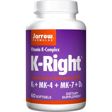 K-Right 60 softgels Jarrow Formulas