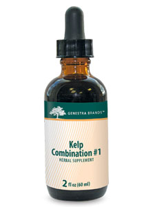 Kelp Combination #1 2 fl oz Seroyal/Genestra