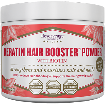 Reserveage Keratin Hair Booster Powder 2.75 oz