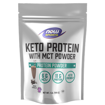 Keto Protein with MCT Choc 14 serv