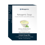 Metagenics Ketogenic Soup Savory Chicken 7 servings