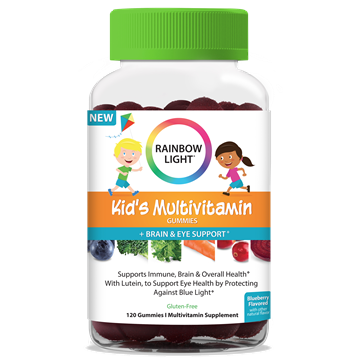 Kids Multi + Brain & Eye 120 Gummies