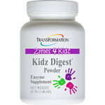Kidz Digest Powder 41.5 g Transformation Enzyme