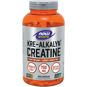 Now Foods Kre-Alkalyn Creatine 240 caps
