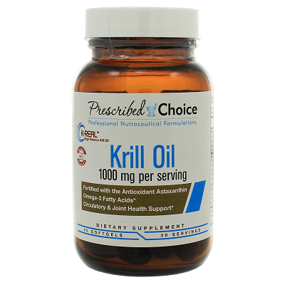 Olympian Labs Prescribed Choice Krill Oil 1000mg 60sg