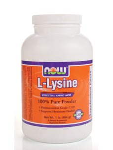 L-Lysine Powder 1 lb