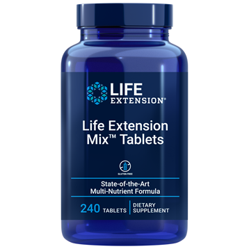Life Extension Mix Tablets 240 tabs