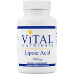 Vital Nutrients Lipoic Acid 300 mg 60 caps