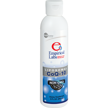 Liposomal CoQ10 6 fl oz Empirical Labs