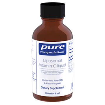 Pure Encapsulations Liposomal Vitamin C liquid 4 fl oz