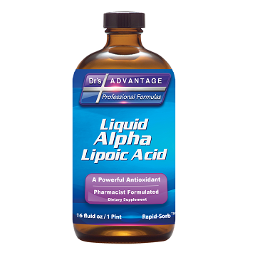 Liquid Alpha Lipoic Acid 16oz