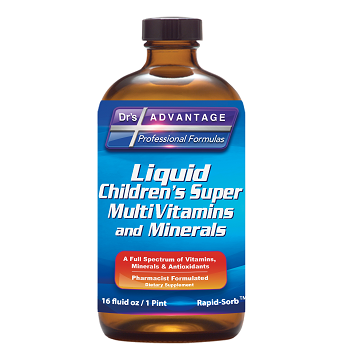 Life Solutions Liquid Children's Super MultiVitamins & Minerals 16oz