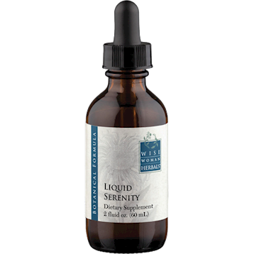 Wise Woman Herbals Liquid Serenity 2 oz