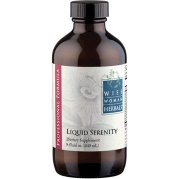 Wise Woman Herbals Liquid Serenity 8 oz