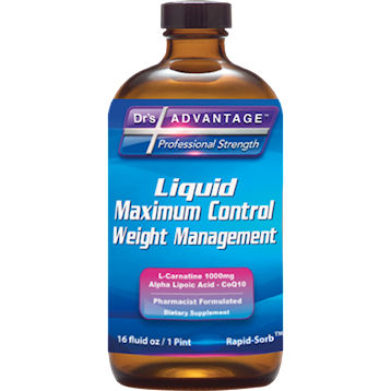 Dr's Advantage Liquid Maximum Control Wt Mgmt 16 fl oz