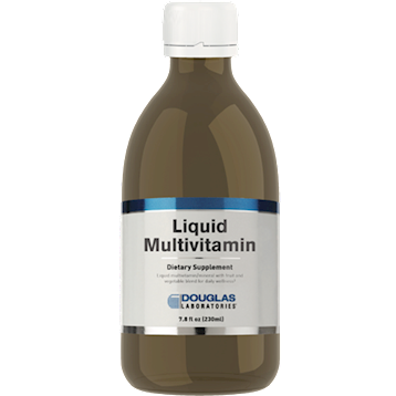 Liquid Multivitamin 7.8 fl oz