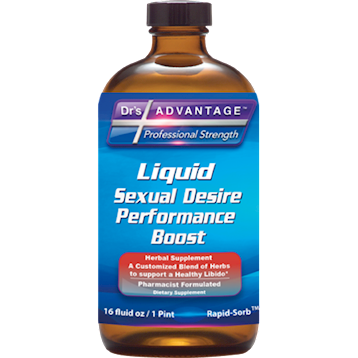 Dr's Advantage Liquid Sexual Desire Perform 16 fl oz