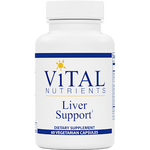 Vital Nutrients Liver Support 60 caps