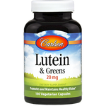 Lutein 15 mg with Kale 180 caps Carlson Labs