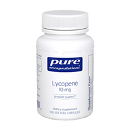 Lycopene 10 mg 100 gels Pure Encapsulations
