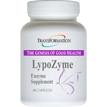 LypoZyme 60 caps Transformation Enzyme