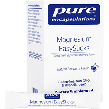 Magnesium EasySticks 30 servings