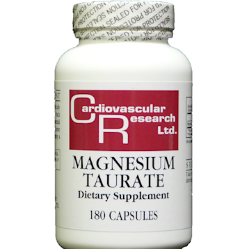 Ecological Formulas Magnesium Taurate 125 mg 180 caps