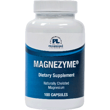 Magnezyme 100 caps		Progressive Labs