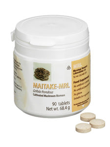 Maitake-MRL 500 mg 90 tabs Mycology Research Labs