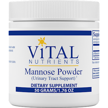 Mannose Powder 50 gms Vital Nutrients