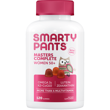 Masters 50+ Womens Complete 120 gummies