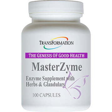 MasterZyme 100 caps Transformation Enzyme