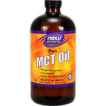NOW MCT oil 32 fl oz
