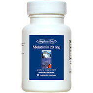Allergy Research Group Melatonin 20 mg 60 caps