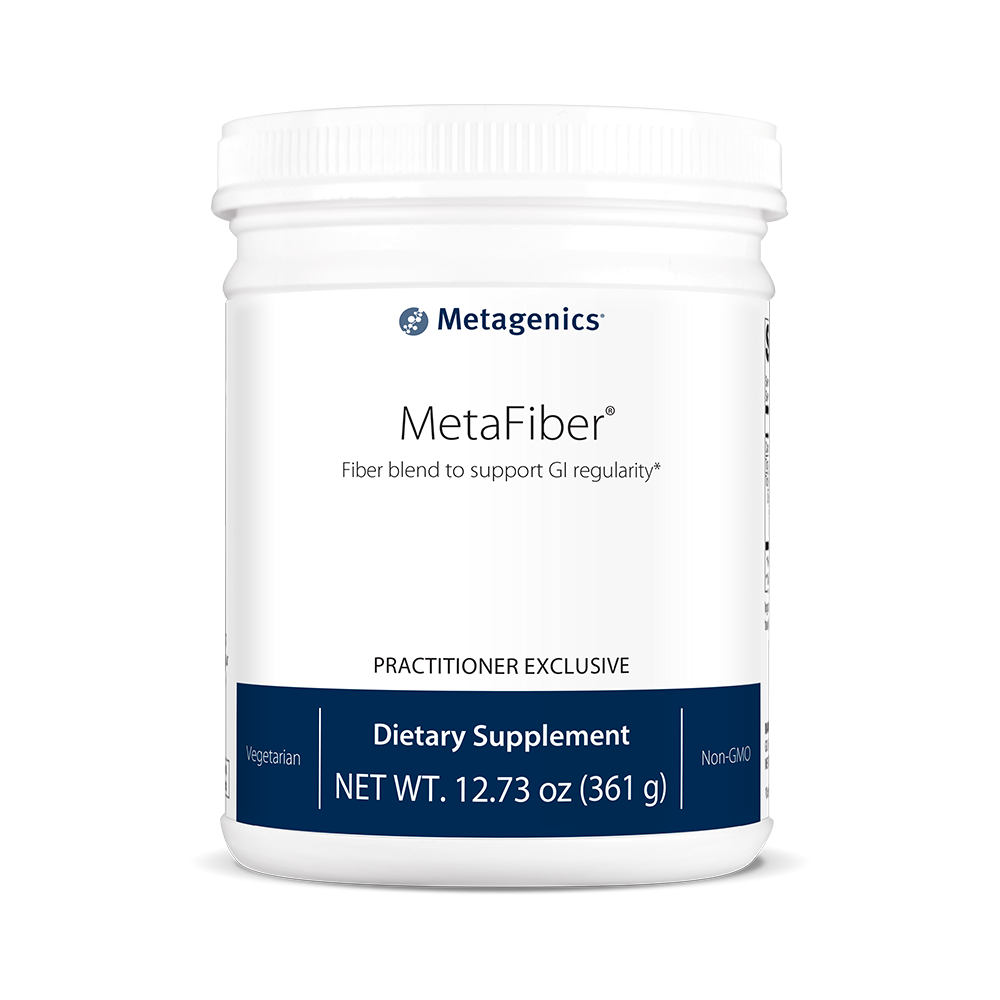 Metagenics MetaFiber Powder - 38 servings