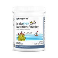 Metagenics MetaKids Nutrition Powder Vanilla - 14 servings