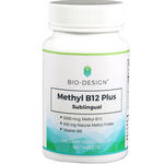 BioDesign  Methyl B12 Plus 5000 mcg 60 tabs