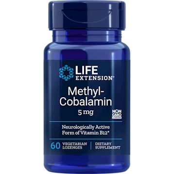 Methylcobalamin 5mg 60 lozenges