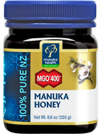 MGO 400+ Manuka Honey 8.8oz Manuka Health