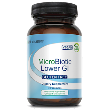 MicroBiotic Lower GI 30 caps		Nutra BioGenesis