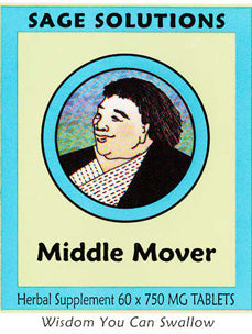 Middle Mover (Meal) 1oz