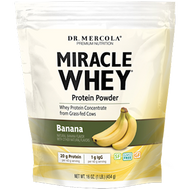 Dr Mercola Miracle Whey Banana 1 lb