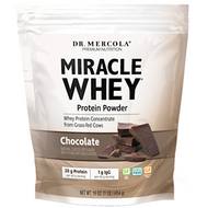 Dr Mercola Miracle Whey Chocolate 1 lb