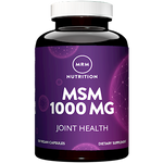 MSM 1000 mg 120 caps MetabolicResponseModifier