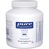 Pure Encapsulations MSM 850 mg 250 vcaps