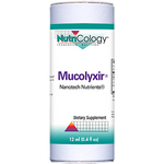 Nutricology Mucolyxir Liquid 12 ml