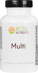 Multi - 120 caps Rose Nutrients