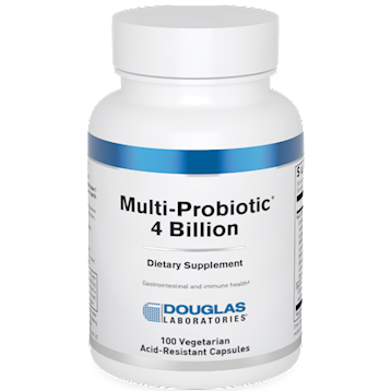 Multi-Probiotic 4 Billion 100 caps
