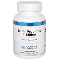 Multi-Probiotic 4 Billion 100 caps Douglas Labs