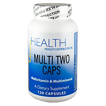 Multi Two Caps 120 caps